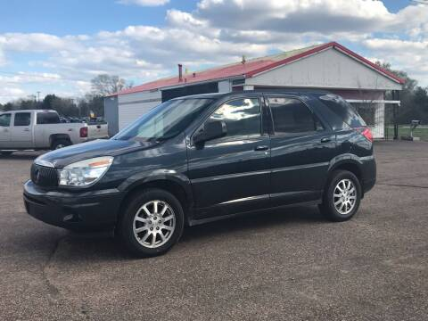 2005 Buick Rendezvous for sale at BLAESER AUTO LLC in Chippewa Falls WI