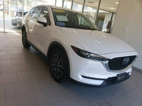2018 Mazda CX-5 for sale at Adams Auto Group Inc. in Charlotte NC