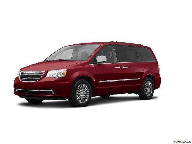 2014 Chrysler Town and Country for sale at USA Auto Inc in Mesa AZ