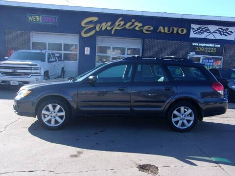 2008 Subaru Outback for sale at Empire Auto Sales in Sioux Falls SD