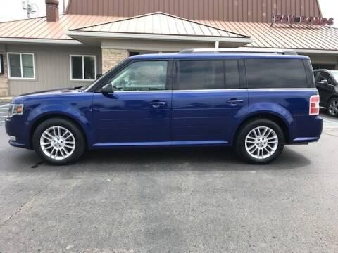 2013 Ford Flex for sale at Motors Inc in Mason MI