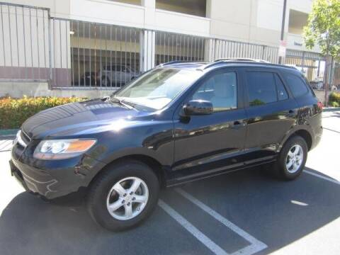 2007 Hyundai Santa Fe for sale at PREFERRED MOTOR CARS in Covina CA