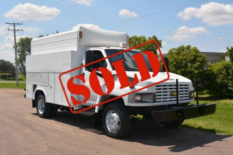 2003 Chevrolet C4500 for sale at Signature Truck Center - Service-Utility Truck in Crystal Lake IL