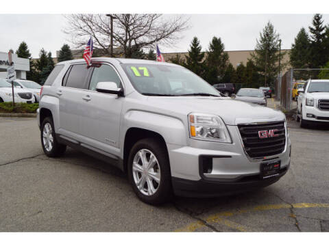 2017 GMC Terrain for sale at Classified pre-owned cars of New Jersey in Mahwah NJ