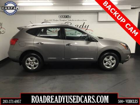 2014 Nissan Rogue Select for sale at Road Ready Used Cars in Ansonia CT