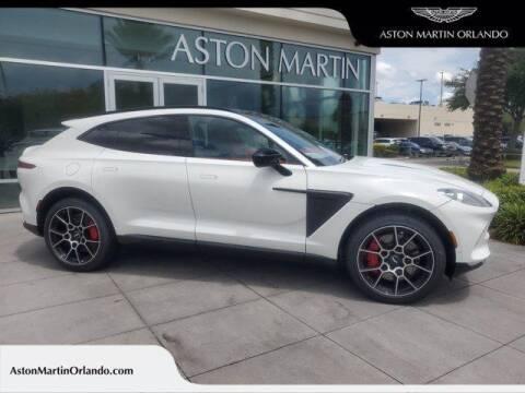 2021 Aston Martin DBX for sale at Orlando Infiniti in Orlando FL