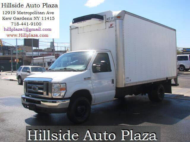 2011 Ford E-Series Chassis for sale at Hillside Auto Plaza in Kew Gardens NY