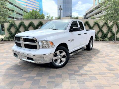 2019 RAM Ram Pickup 1500 Classic for sale at ROGERS MOTORCARS in Houston TX