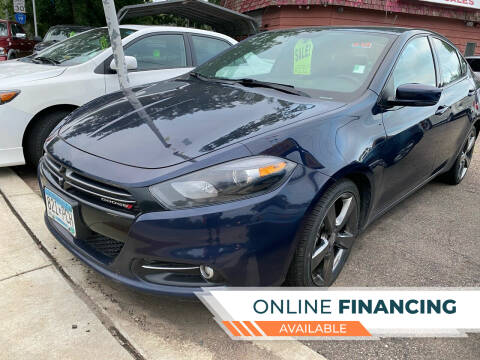2014 Dodge Dart for sale at Sunrise Auto Sales in Stacy MN