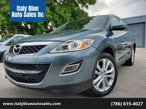 2011 Mazda CX-9 for sale at Italy Blue Auto Sales llc in Miami FL