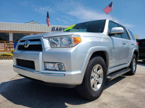 2011 Toyota 4Runner for sale at Gary's Auto Sales in Sneads Ferry NC