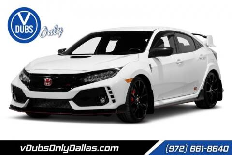 2018 Honda Civic for sale at VDUBS ONLY in Dallas TX