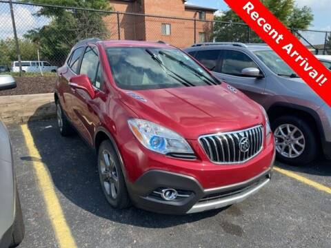 2014 Buick Encore for sale at Vorderman Imports in Fort Wayne IN