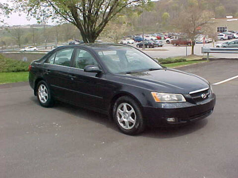 2006 Hyundai Sonata for sale at North Hills Auto Mall in Pittsburgh PA