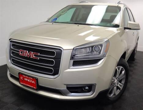 2013 GMC Acadia for sale at CarNova in Stafford VA