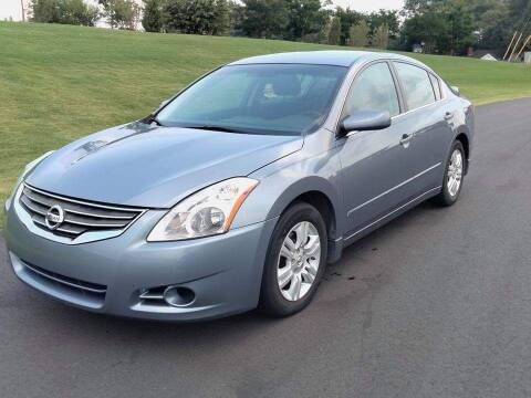 2012 Nissan Altima for sale at Happy Days Auto Sales in Piedmont SC