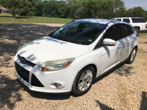 2012 Ford Focus for sale at Budget Auto Sales in Bonne Terre MO