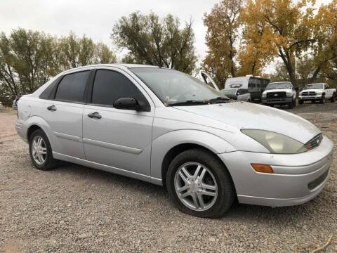 2004 Ford Focus for sale at Sprinkler Used Cars in Longmont CO