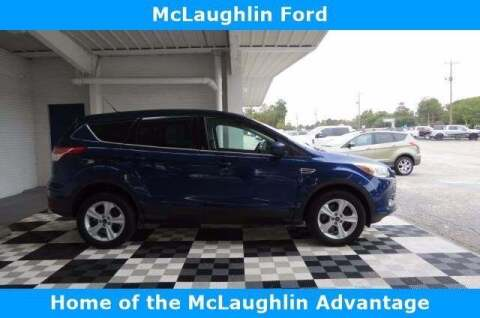 2016 Ford Escape for sale at McLaughlin Ford in Sumter SC