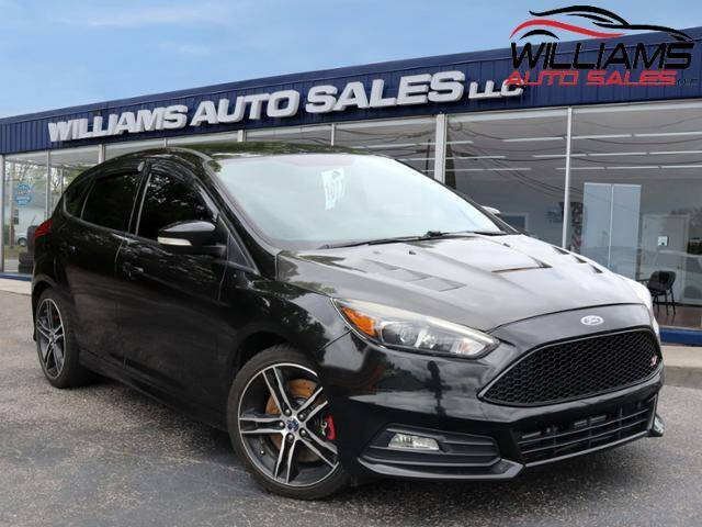 2015 Ford Focus for sale at Williams Auto Sales, LLC in Cookeville TN