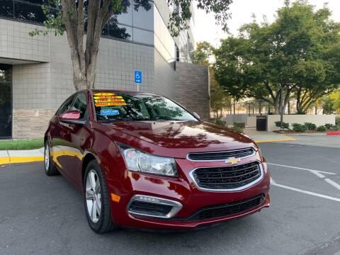 2015 Chevrolet Cruze for sale at Right Cars Auto Sales in Sacramento CA