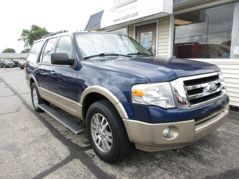 2012 Ford Expedition for sale at U C AUTO in Urbana IL