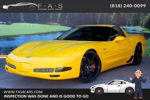 2003 Chevrolet Corvette for sale at Best Car Buy in Glendale CA