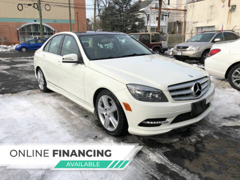 2011 Mercedes-Benz C-Class for sale at 103 Auto Sales in Bloomfield NJ