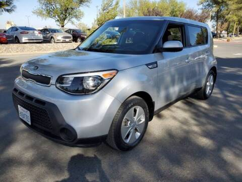 2016 Kia Soul for sale at Matador Motors in Sacramento CA