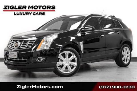 2014 Cadillac SRX for sale at Zigler Motors in Addison TX