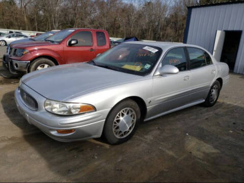2003 Buick LeSabre for sale at C & P Autos, Inc. in Ruston LA