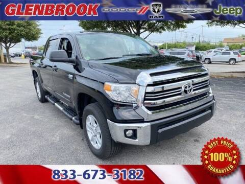 2017 Toyota Tundra for sale at Glenbrook Dodge Chrysler Jeep Ram and Fiat in Fort Wayne IN
