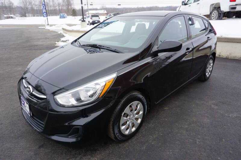 2015 Hyundai Accent for sale at MyEzAutoBroker.com in Mount Vernon OH