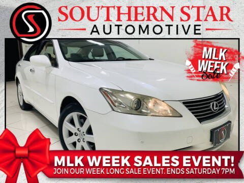 2008 Lexus ES 350 for sale at Southern Star Automotive, Inc. in Duluth GA