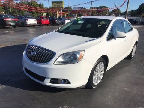 2016 Buick Verano for sale at IMPALA MOTORS in Memphis TN