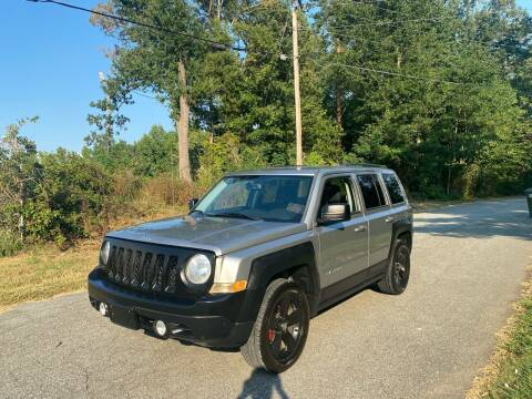 2014 Jeep Patriot for sale at Speed Auto Mall in Greensboro NC