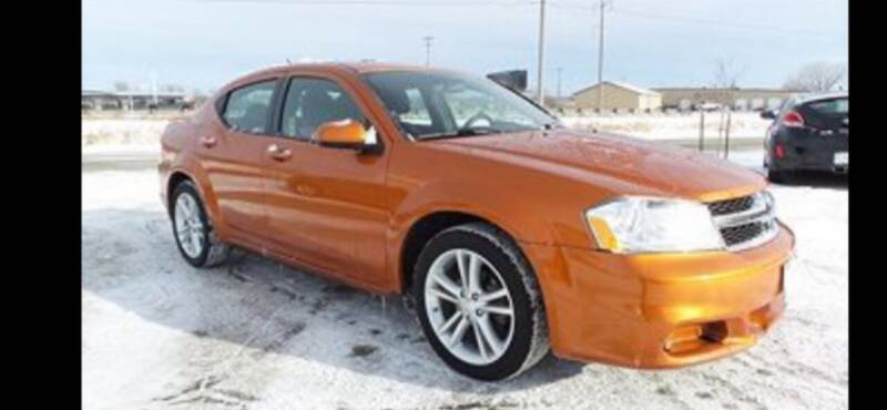 2011 Dodge Avenger for sale at CITI AUTO SALES LLC in Lathrup Village MI