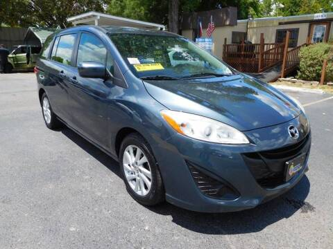 2012 Mazda MAZDA5 for sale at Midtown Motor Company in San Antonio TX