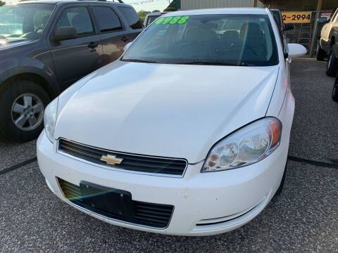 2007 Chevrolet Impala for sale at 51 Auto Sales Ltd in Portage WI