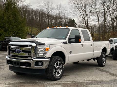 2016 Ford F-350 Super Duty for sale at Griffith Auto Sales in Home PA