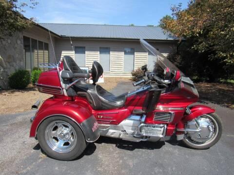 1992 Honda Goldwing for sale at Blue Ridge Riders in Granite Falls NC