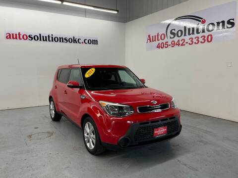 2014 Kia Soul for sale at Auto Solutions in Warr Acres OK