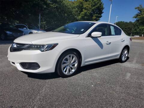 2017 Acura ILX for sale at CU Carfinders in Norcross GA