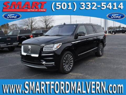 2019 Lincoln Navigator L for sale at Smart Auto Sales of Benton in Benton AR