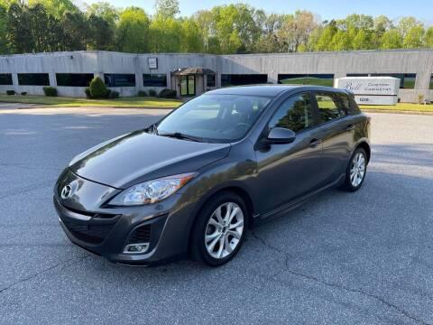 2010 Mazda MAZDA3 for sale at Auto Deal Line in Alpharetta GA
