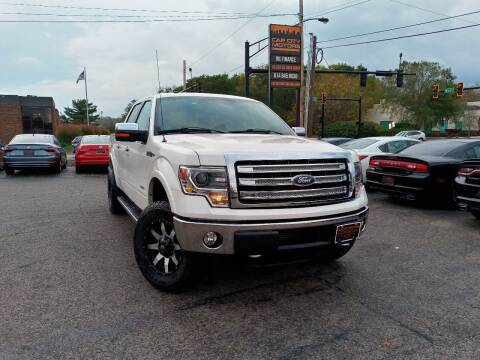 2014 Ford F-150 for sale at Cap City Motors LLC in Columbus OH