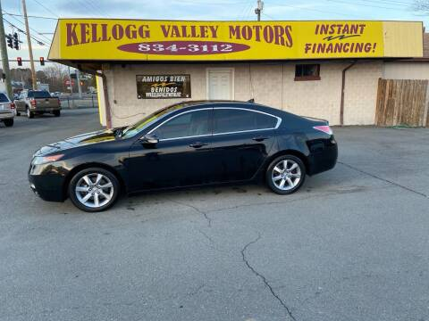 2012 Acura TL for sale at Kellogg Valley Motors in Gravel Ridge AR