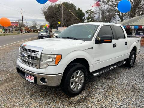 2013 Ford F-150 for sale at American Auto in Rayville LA