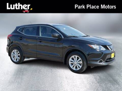 2018 Nissan Rogue Sport for sale at Park Place Motor Cars in Rochester MN