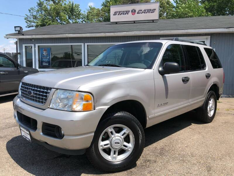 2005 Ford Explorer for sale at Star Cars LLC in Glen Burnie MD